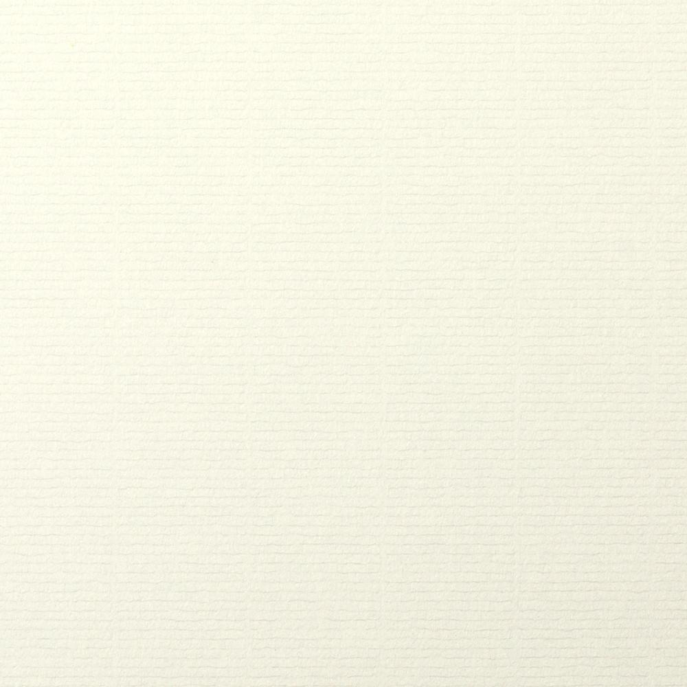 50 Sheets Heavyweight White Linen Textured Cardstock