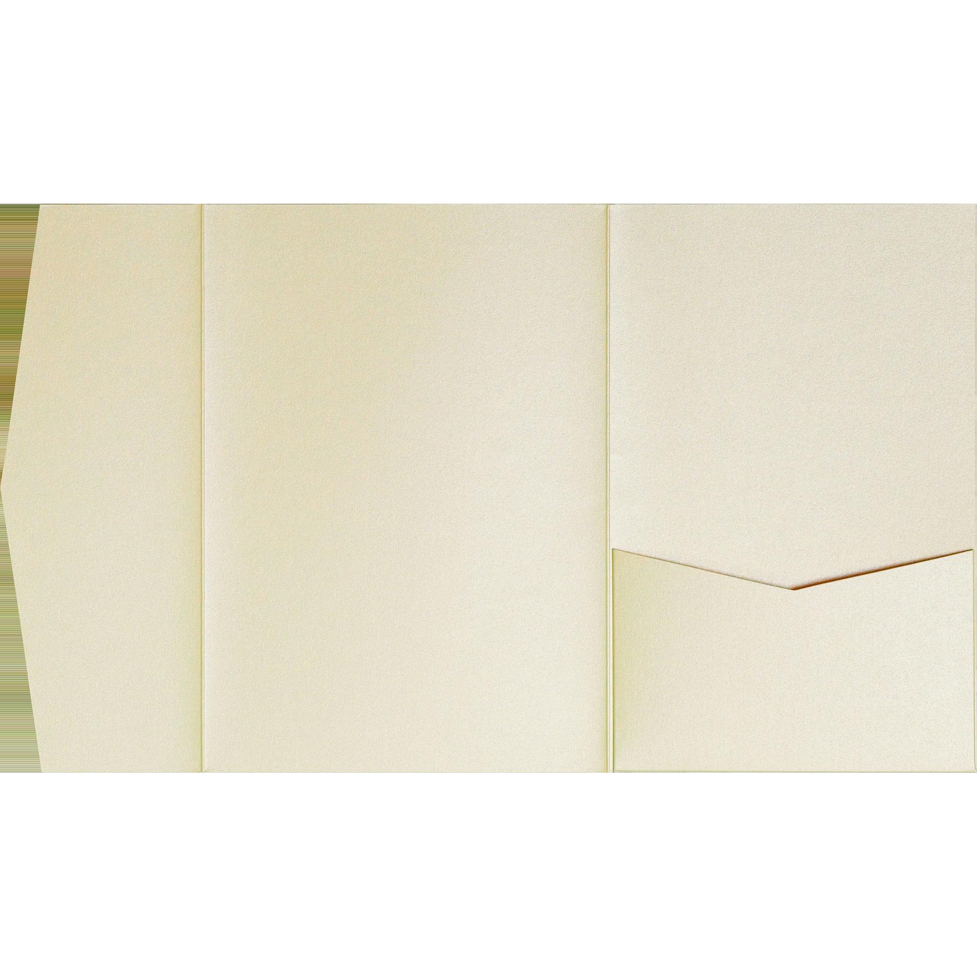 A7 Pocket Envelope 5x7 Pocket All Colors available Vertical Pocket envelope Vertical Pocketfold Invitation